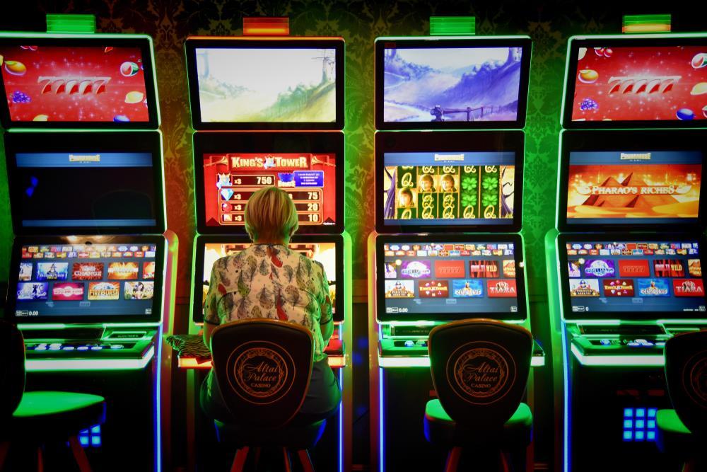 Online Sweepstakes Slots