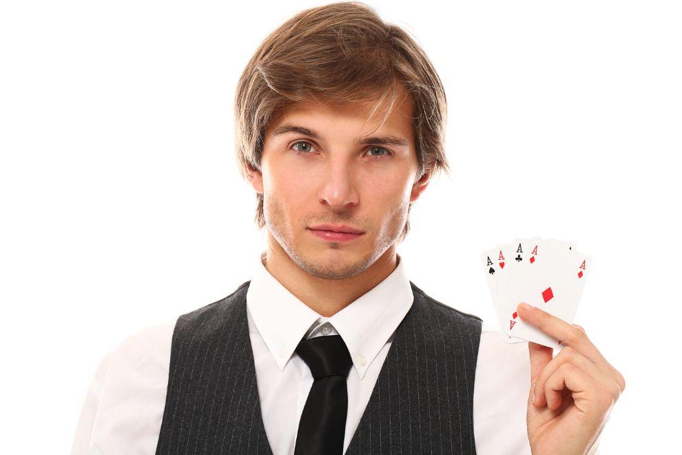 How to manipulate a slot machine